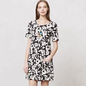 Maeve Zola Floral Shift Dress